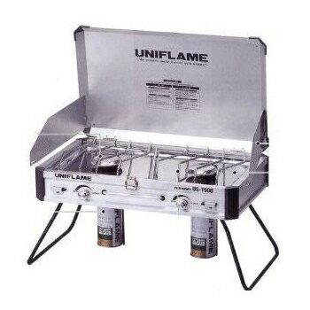 【送料無料】ユニフレーム(UNIFLAME) ツインバーナー US−1900 610305【あす楽対応】【SMTB】