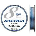 ダイワ(Daiwa) UVF ソルティガセンサー 8ブレイド+Si 300m 2号/31lb 04634611