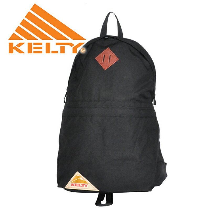 【送料無料】KELTY(ケルティ) DAYPACK 18L Black 2591918【SMTB】