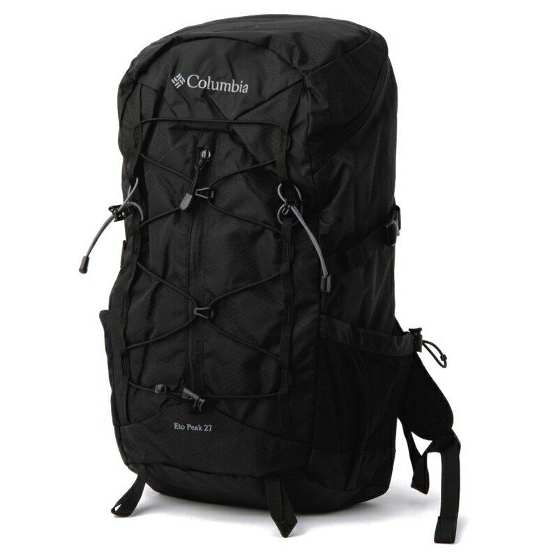 【送料無料】Columbia(コロンビア) Eto Peak 27L Backpack ワンサイズ 010(Black) PU8989【SMTB】