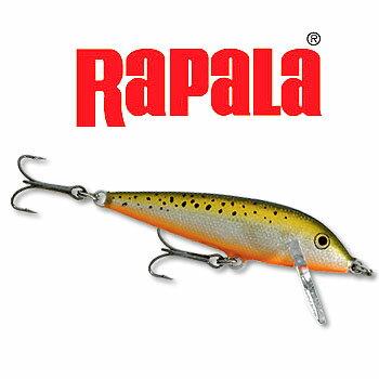 Rapala(ラパラ) カウントダウン 70mm RFSM(レッドフィンスポテッドミノー) CD-7