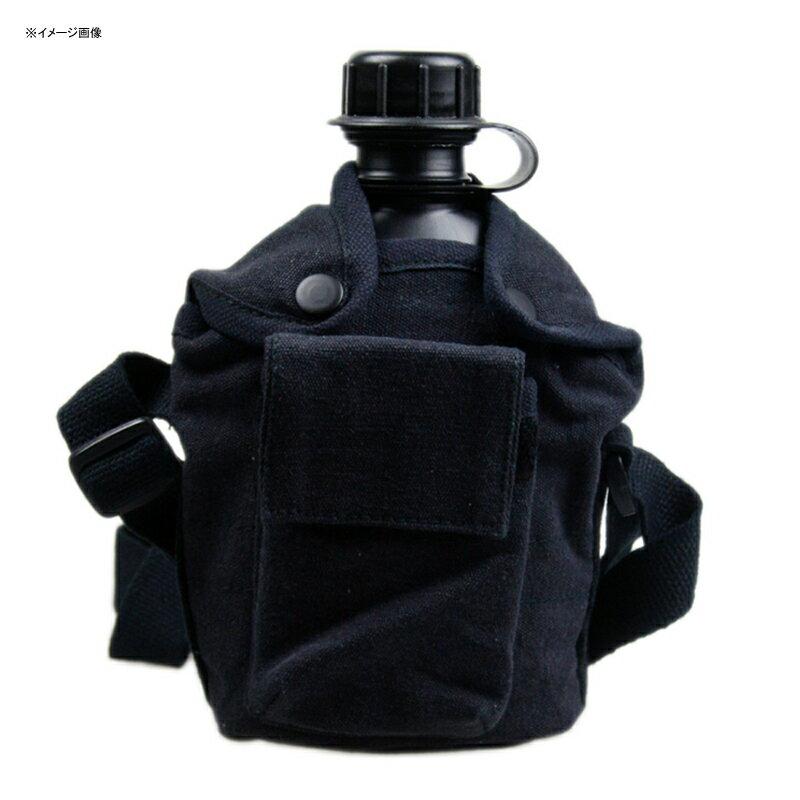 ROTHCO(ロスコ) ブッシュクラフト.jp キャンティーンカップ カバー(ショルダーストラップ) 134g ブラック 05-02-surv-0004