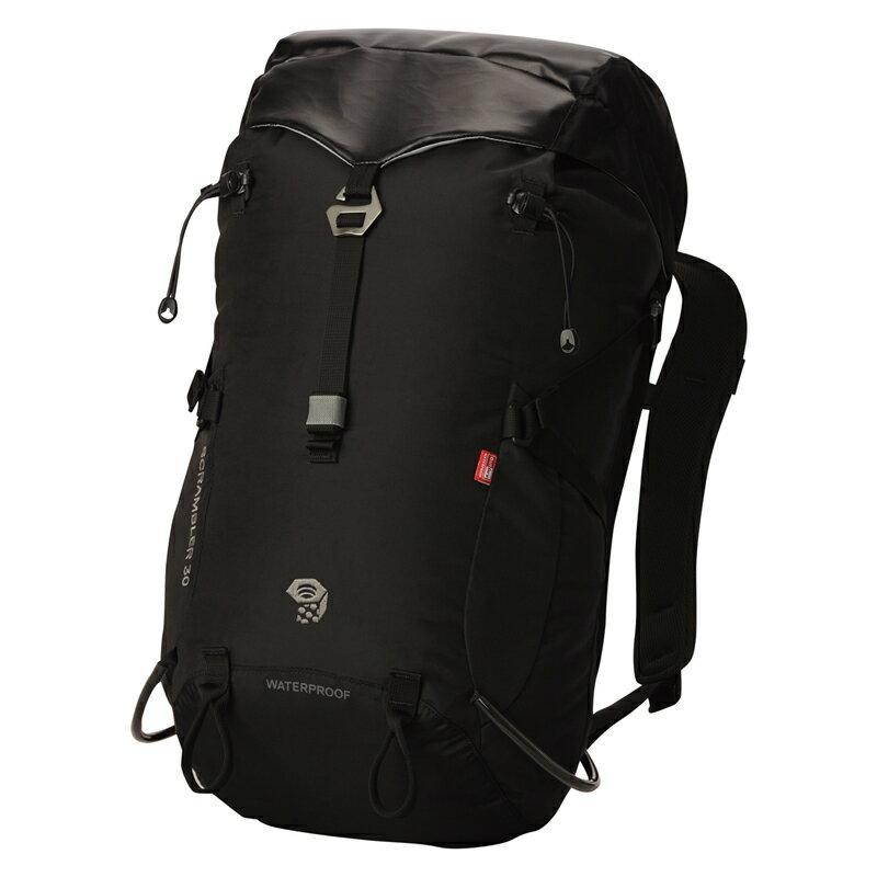 【送料無料】マウンテンハードウェア Scrambler 30 OutDry 30L 090(Black) OU6675【SMTB】