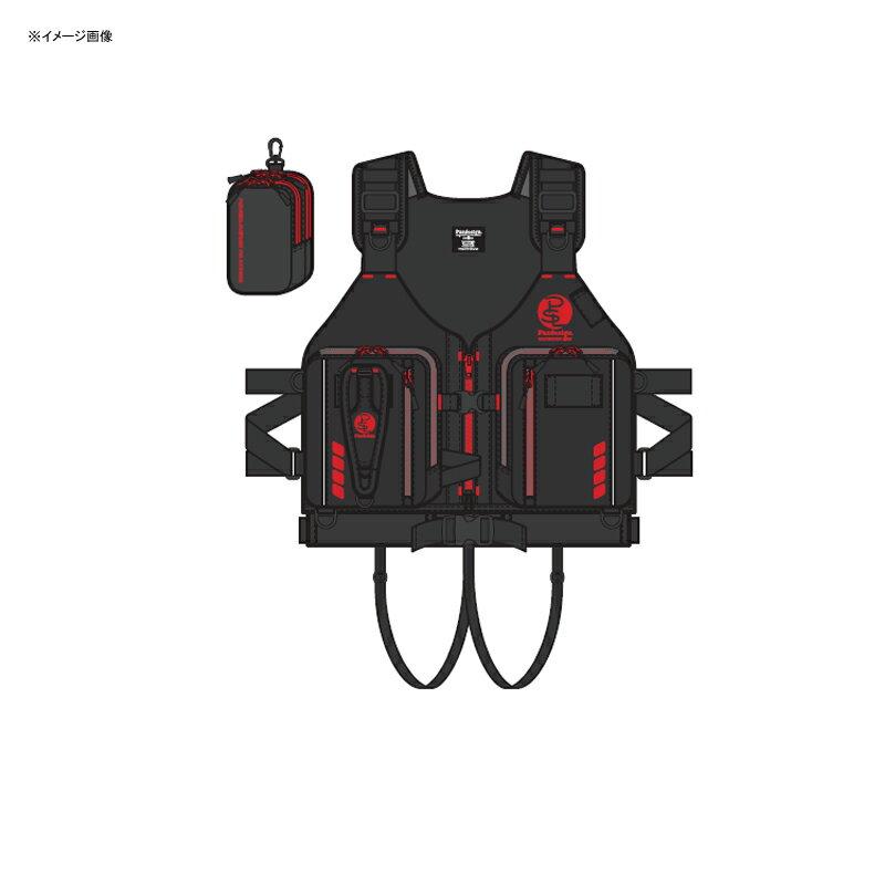 パズデザイン アルティメット V-III フリー ブラックレッド SLV-025