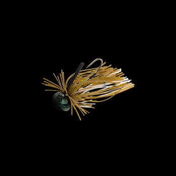 NORIES(ノリーズ) ガンターオーバル 1/2oz 152 グリーンアンバー