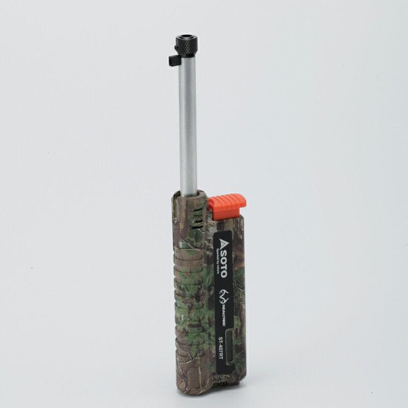 SOTO スライドガスマッチ リアルツリーモデル ST-407RT【あす楽対応】