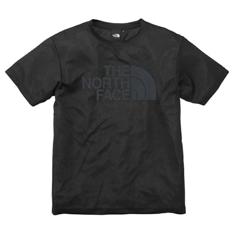 THE NORTH FACE(ザ・ノースフェイス) S/S BUGFREE TEE Men's M K(ブラック) NT11621