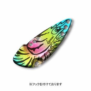 一誠(issei) ネコスピン 5.5g レインボー【あす楽対応】
