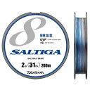 ダイワ(Daiwa) UVF ソルティガセンサー 8ブレイド+Si 200m 2号/31lb 04634606