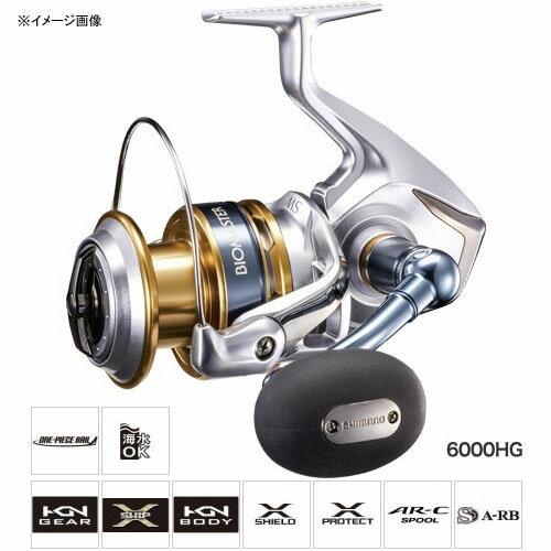 シマノ(SHIMANO) 16 バイオマスタ−SW 6000HG ライトブルーグレー 03610【あす楽対応】