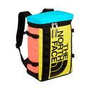 【送料無料】THE NORTH FACE(ザ・ノースフェイス) K BC FUSE BOX(BCヒューズボックス)キッズ 21L BY(ブレイジングイエロー×ブ...