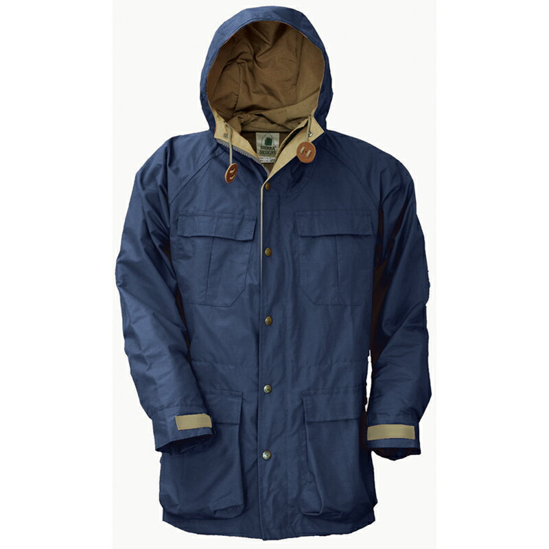 【送料無料】SIERRA DESIGNS(シエラデザインズ) MOUNTAIN PARKA L Midnight×V.tan 7910