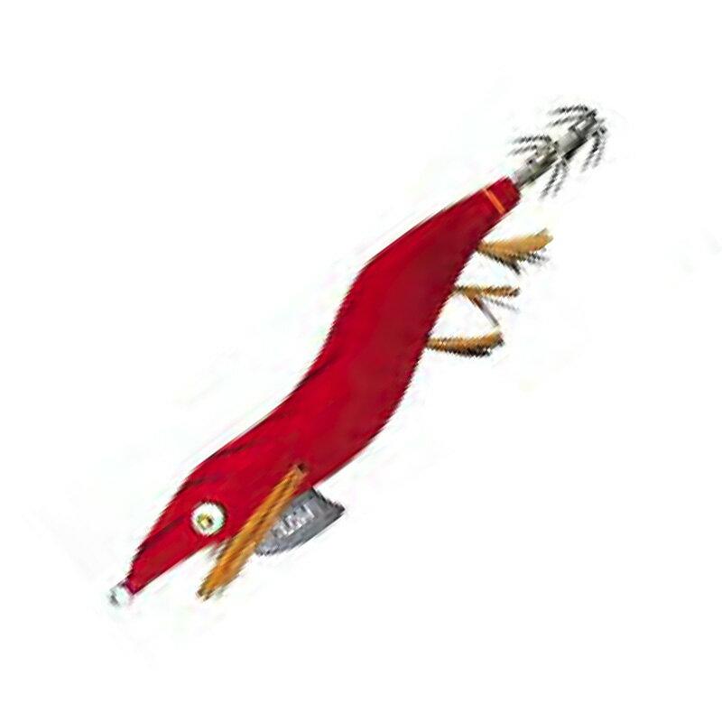林釣漁具製作所(はやしつりぎょぐせいさくしょ) 餌木猿 神明 3.0号 クレナイ
