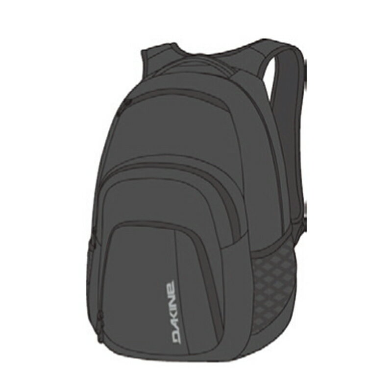 DAKINE(ダカイン) CAMPUS 33L BLK(Black) AG237019