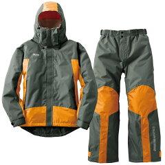防水防寒スーツ プロップ L 25(チャコール)