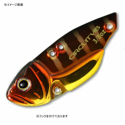 デプス(Deps) サーキットバイブ 1/8oz #02 レッドギル【あす楽対応】