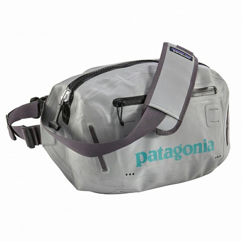 パタゴニア(patagonia) Stormfront Hip Pack(ストームフロント ヒップ パック) 10L DFTG(Drifter Grey) 48147