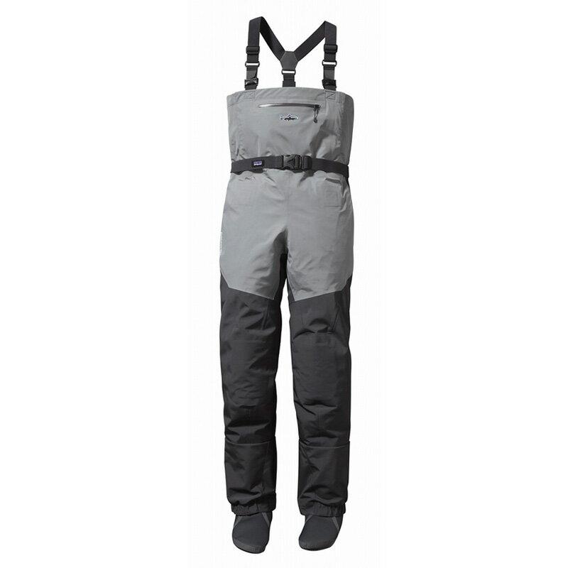 パタゴニア(patagonia) M's Rio Gallegos Waders-Short(リオ ガジェゴス ウェーダー ショート) S FGE(Forge Grey) 82222