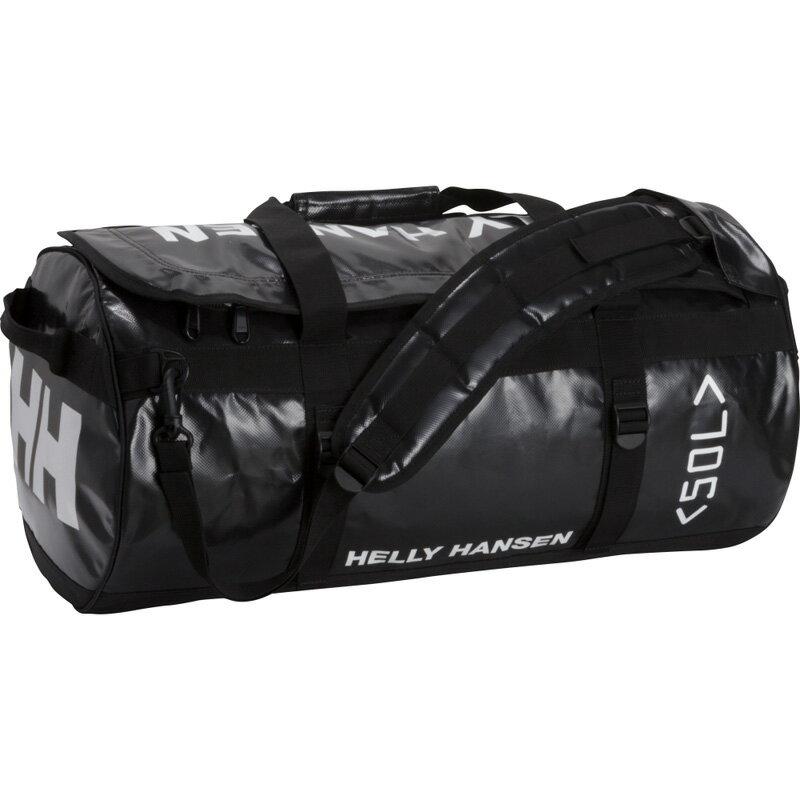 【送料無料】HELLY HANSEN(ヘリーハンセン) HY91711 HH DUFFEL BAG 50L K【SMTB】