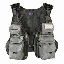 【送料無料】パタゴニア(patagonia) Convertible Vest(コンバーティブル ベスト) ワンサイズ FGE(Forge Grey) 8191...