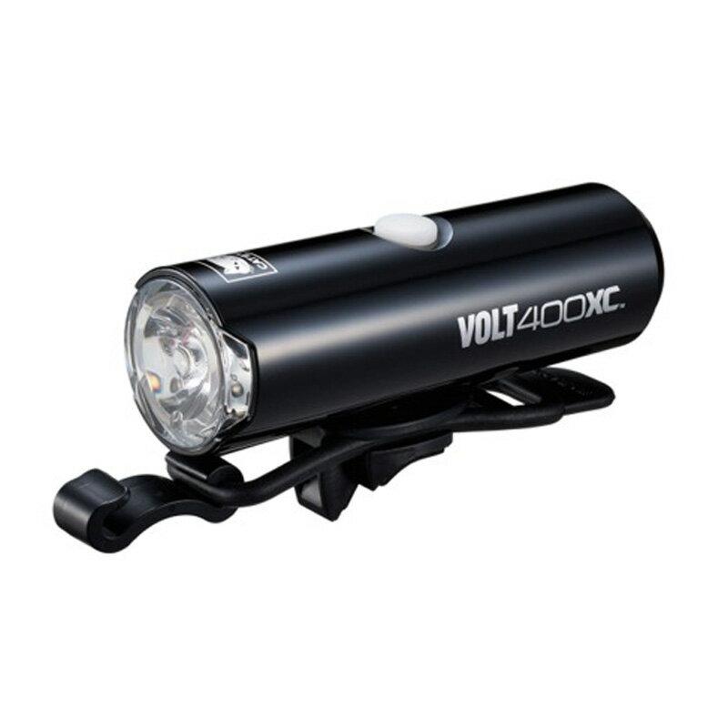 【送料無料】キャットアイ(CAT EYE) HL−EL070RC VOLT400XC USB充電ライト ブラック【SMTB】