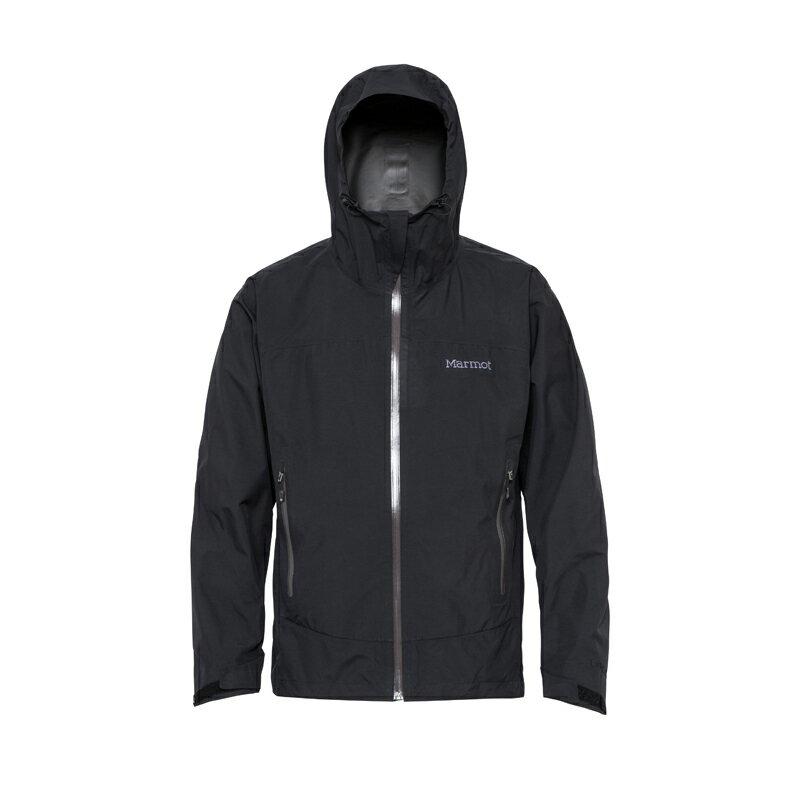 Marmot(マーモット) COMODO JACKET Men's L BLK(ブラック) MJR-S7009