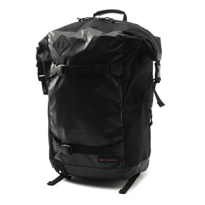 【送料無料】Columbia(コロンビア) Third Bluff 28L Backpack 28L 013(Black×Red) PU8966【SMTB】