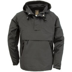MILITARY ANORAK M BLACK
