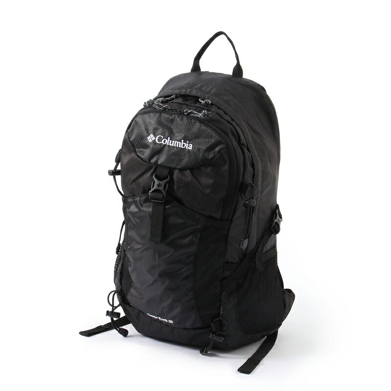 【送料無料】 Columbia(コロンビア) Castle Rock 20L Backpack 20L 010(Black×White) PU8035【あす楽対応】【SMTB】