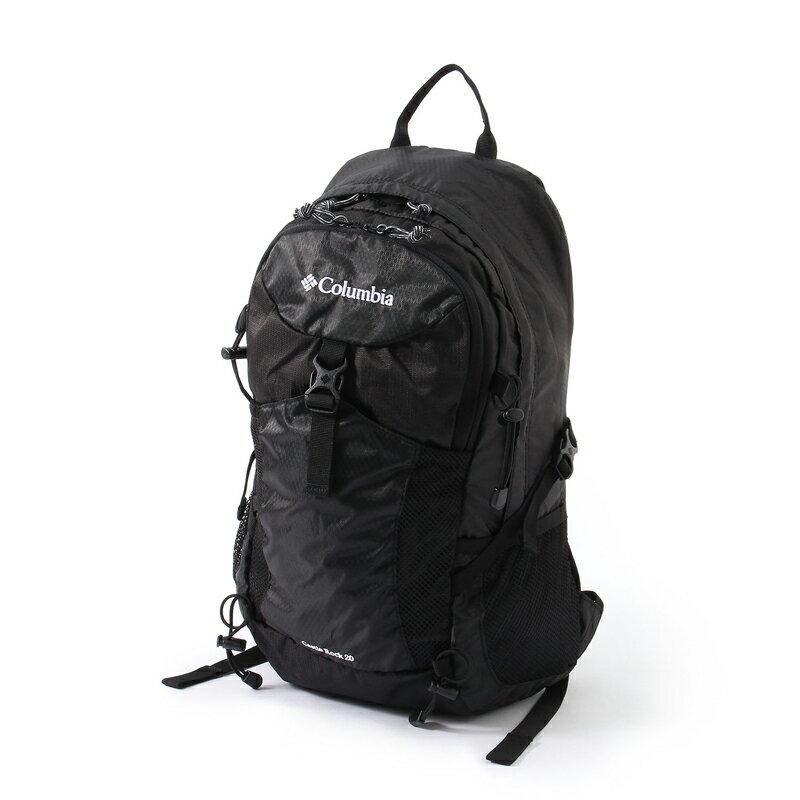 【送料無料】 Columbia(コロンビア) Castle Rock 20L Backpack 20L 010(Black×White) PU8035【あす楽対応】【SMTB】