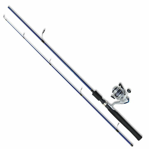 OGK(大阪漁具) Gシャフトセット(ブルー) 602MLS+1000 GSS602MLSB