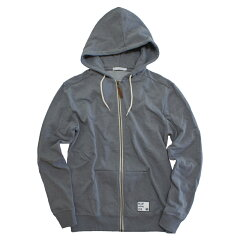LIGHT SWEAT HOODY L 003(H.GRAY)