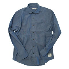 LONG SLEEVE SHIRTS L 657(BLUE)