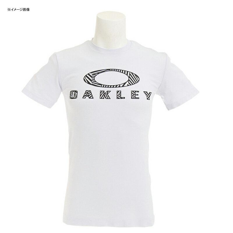 OAKLEY(オークリー) Enhance SS O−FIT Tee.17.01 Men's L 30G(Natural Heather) 456675JP【あす楽対応】