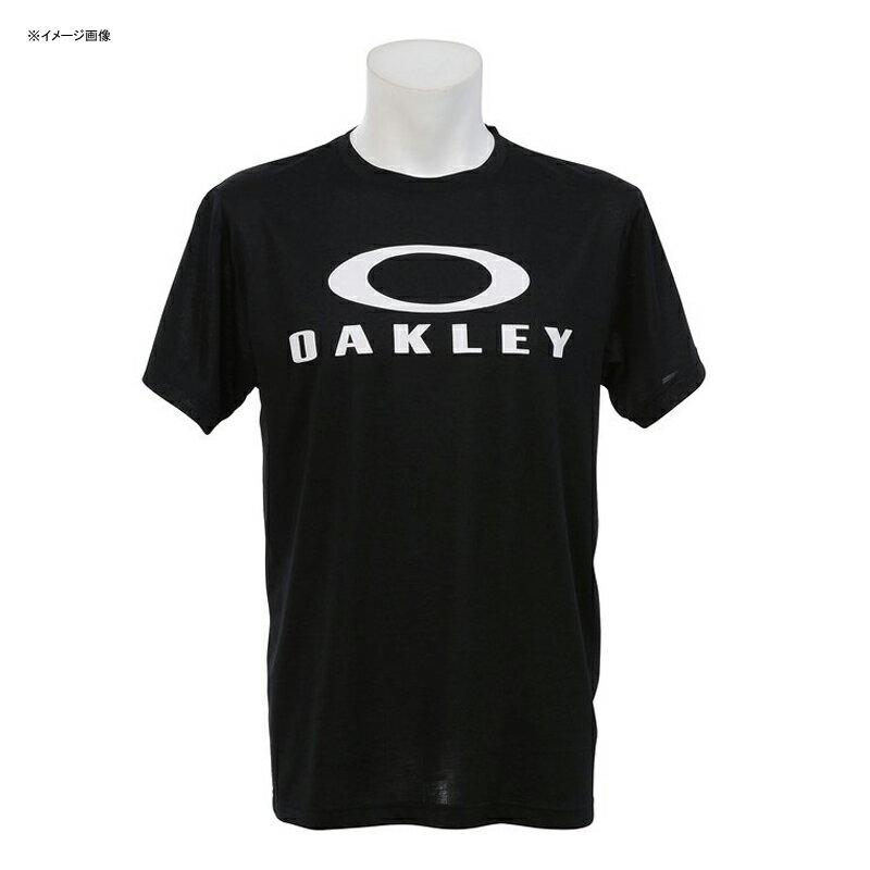 OAKLEY(オークリー) Enhance Technical QD Tee.17.01 Men's S 02E(Blackout) 456677JP【あす楽対応】