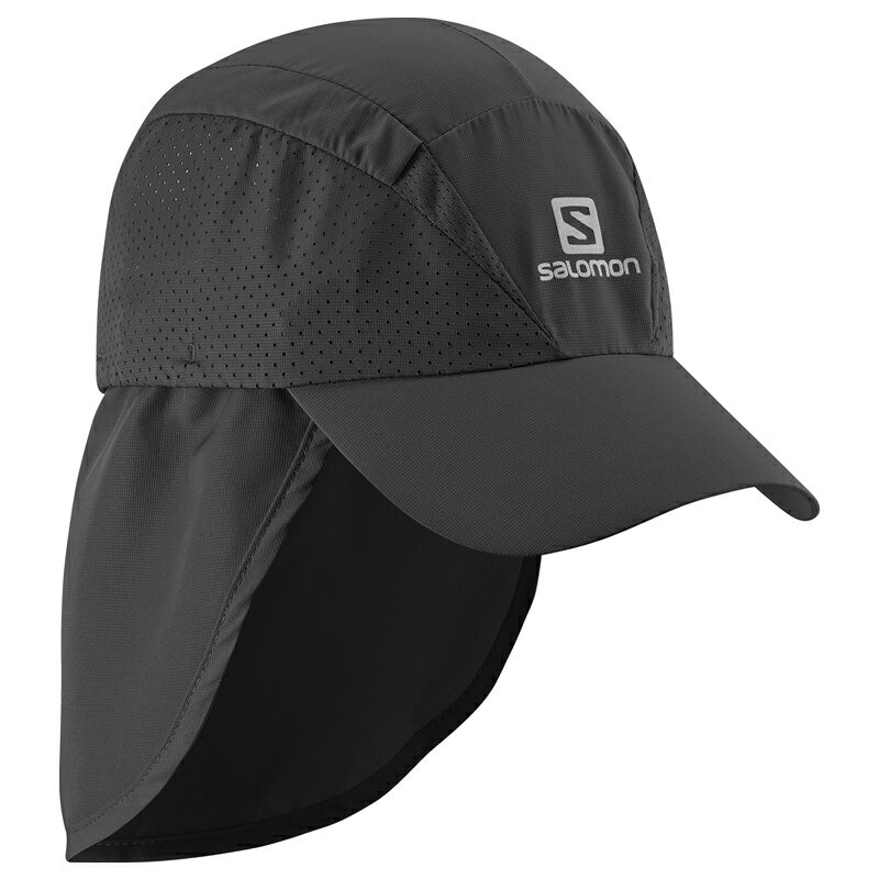 SALOMON(サロモン) HEADWEAR XA+ CAP S/M Black L37929300