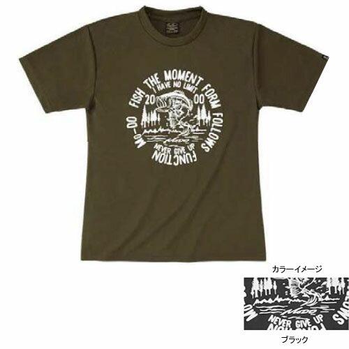 エバーグリーン(EVERGREEN) E.G. ドライTシャツモード Dタイプ L ブラック