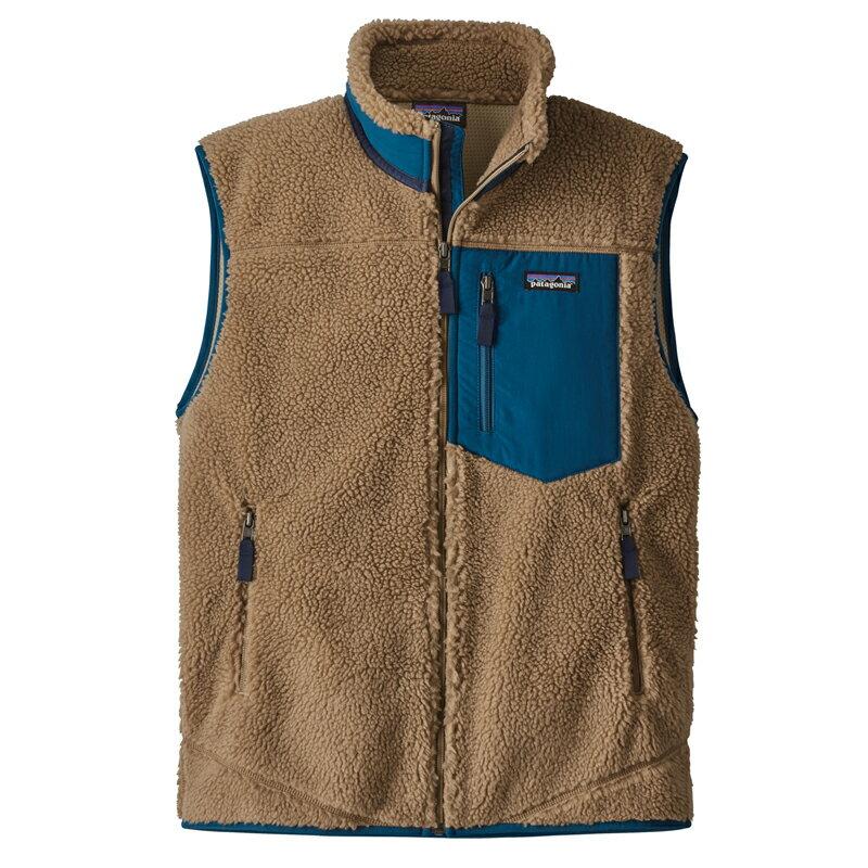 【送料無料】パタゴニア(patagonia) M's Classic Retro−X Vest(メンズ クラシック レトロX ベスト) M MJVK(Mojave Khaki) 23048【SMTB】