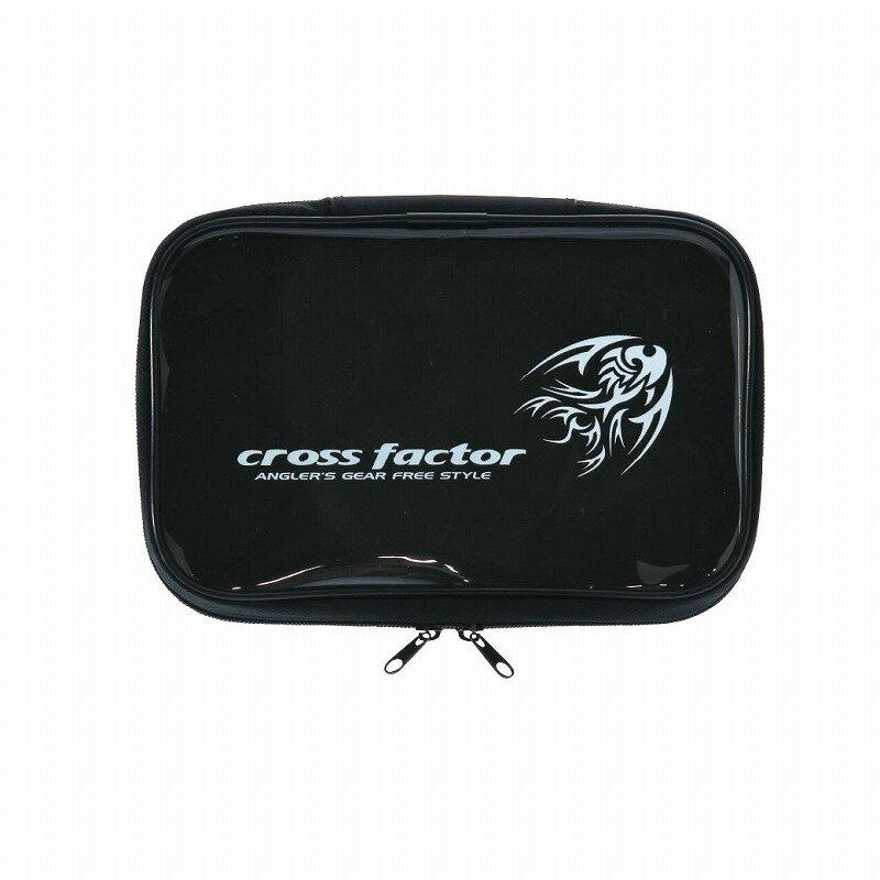 クロスファクター(CROSS FACTOR) EVAスリットシステムケース ブラック AEM700