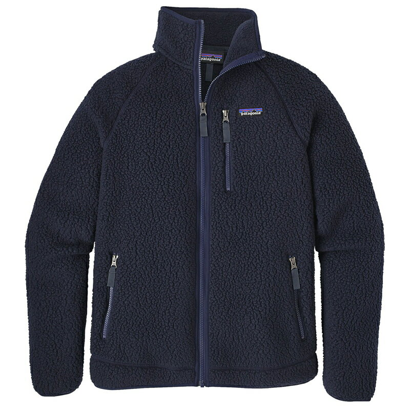 【送料無料】パタゴニア(patagonia) M's Retro Pile Jacket(メンズ レトロ パイル ジャケット) S NVYB(Navy Blue) 22800【あす楽対応】