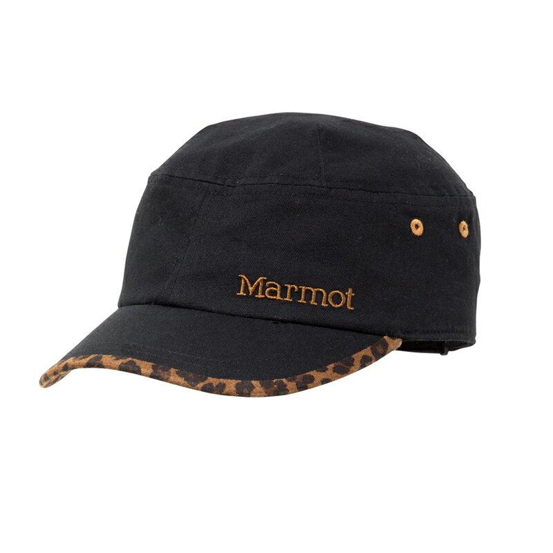 Marmot(マーモット) LIGHT BEACON WORK CAP ワンサイズ BLK MJC-F6436A