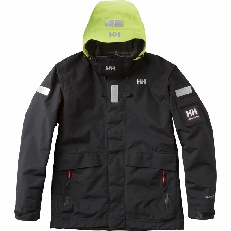 【送料無料】HELLY HANSEN(ヘリーハンセン) HH11550 Ocean Frey Jacket(オーシャン フレイ ジャケット) Men's M K(ブラック)