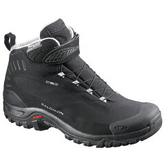FOOTWEAR DEEMAX 3 TS WP 26.5cm Black×Black×Alu