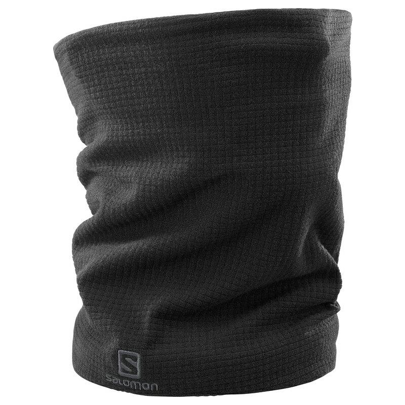 【送料無料】SALOMON(サロモン) HEADWEAR RS WARM TUBE OSFA Black L39814100