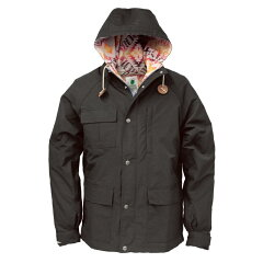 PENDLETON T&E SHORT PARKA M Black