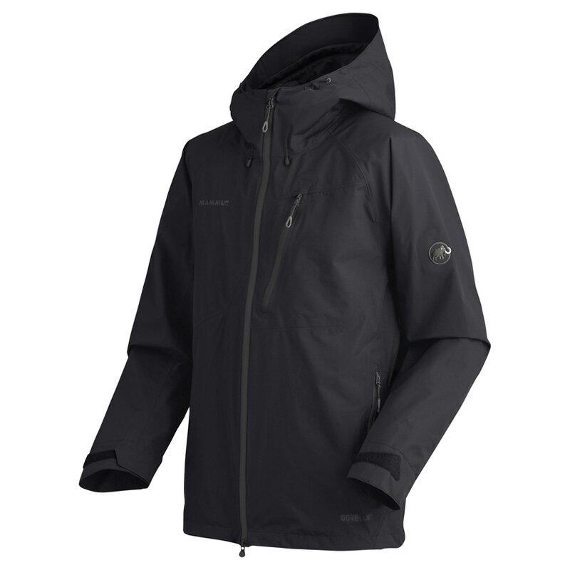 MAMMUT(マムート) GORE−TEX ALL WEATHER Jacket Men's L 0001(black) 1010-26180