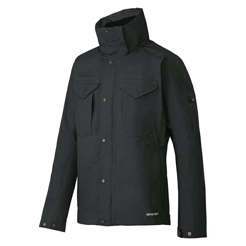 MAMMUT(マムート) GORE−TEX HORIZON Jacket Men's L 0001(black) 1010-25500【あす楽対応】