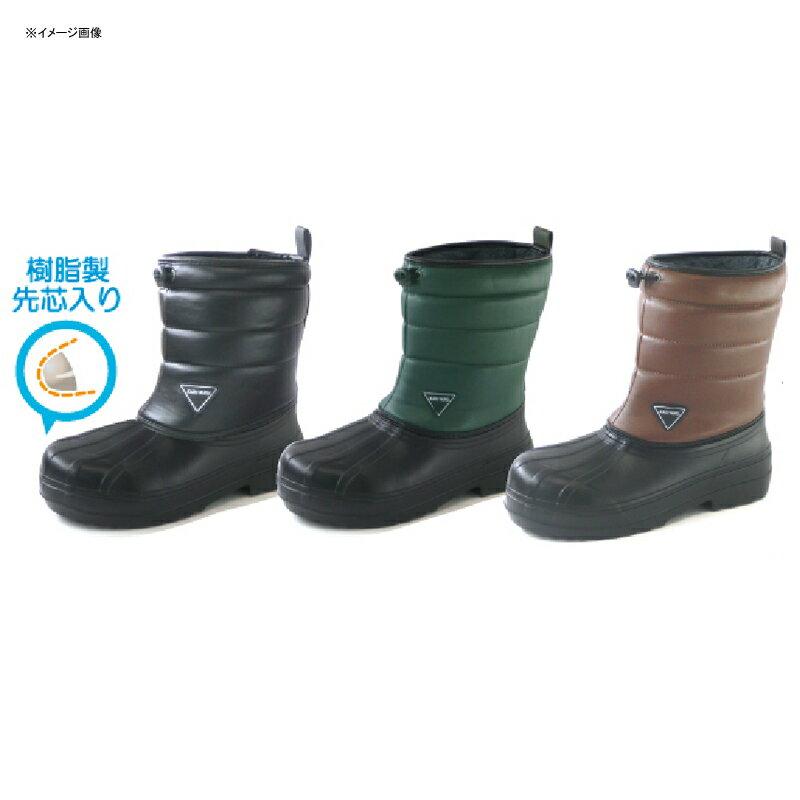 阪神素地 N2513 防寒ブーツ M ブラウン