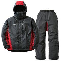 ストレッチ防水防寒スーツ リフェット M チャコール