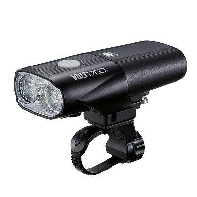【送料無料】キャットアイ(CAT EYE) HL−EL1020RC VOLT1700 USB充電式ライト ブラック【SMTB】